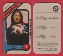 USA Hope Solo Gothenburg 127 (B)